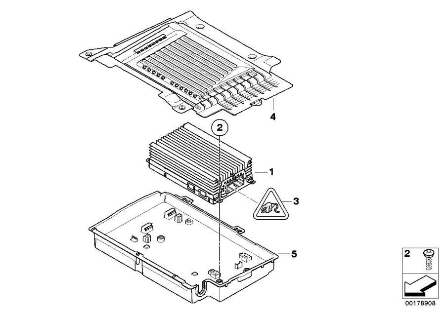 Mini Coup U00e9 Amplifier Hifi Harman Kardon  Convertible
