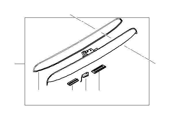 2005 mini cooper tailgate diagrams